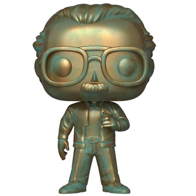 funko stan lee 07 patina
